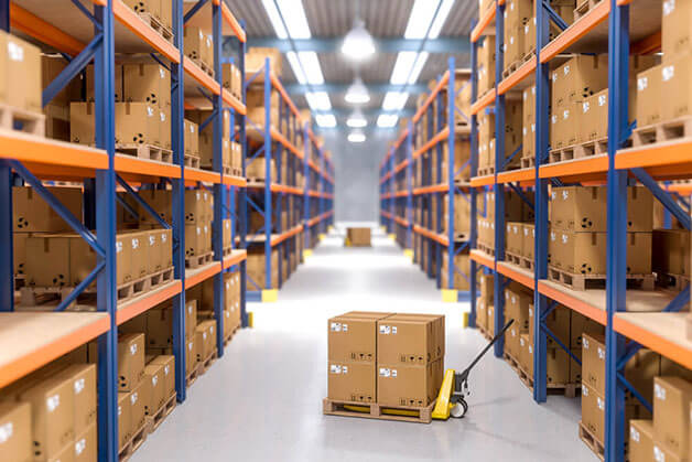 Packing warehouse
