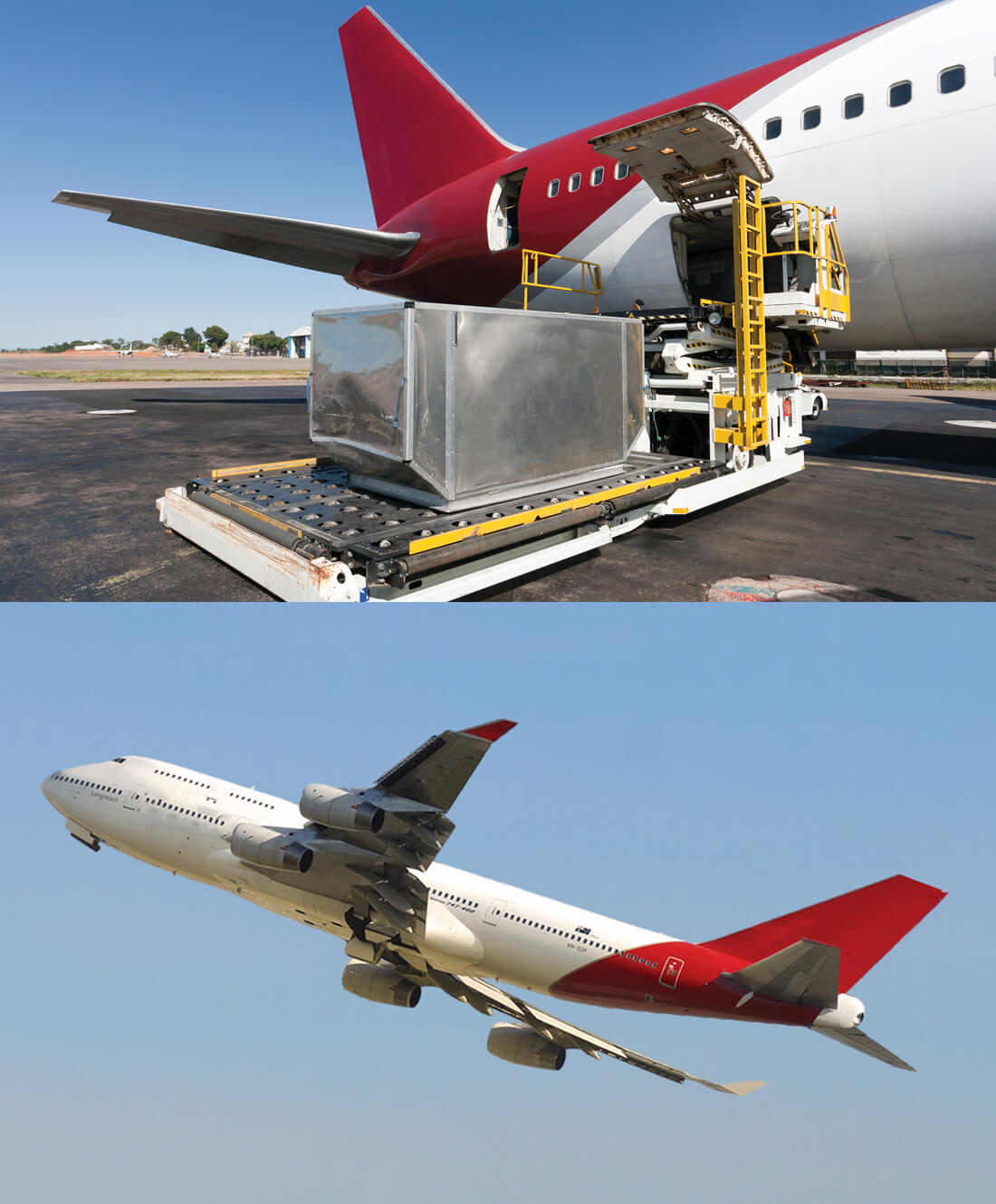 Airplane - Independent Freight