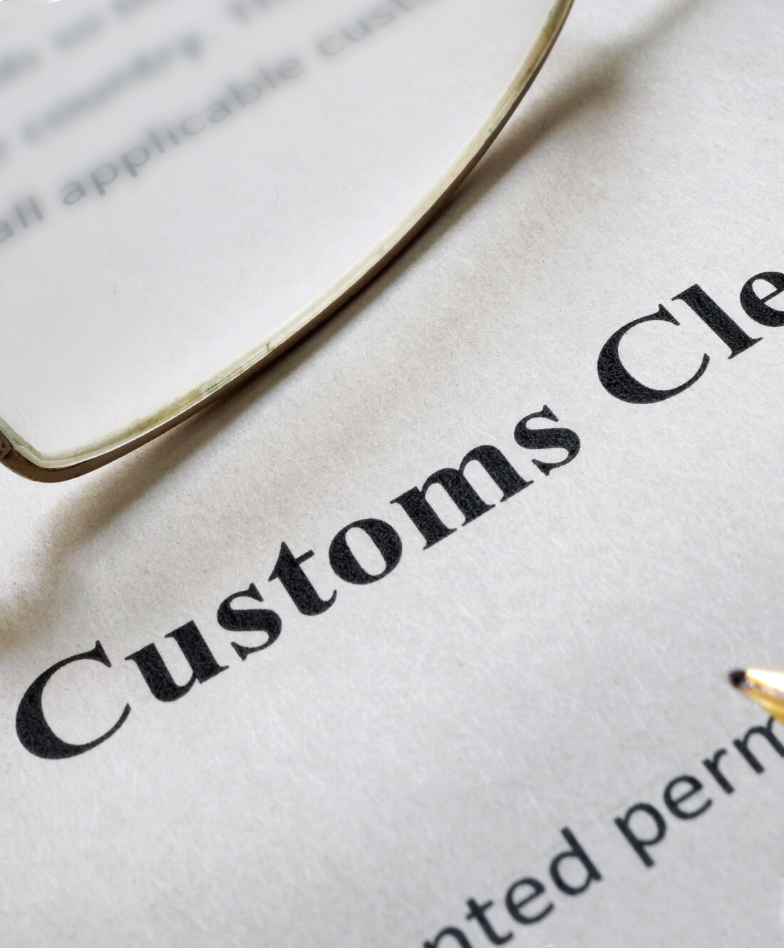 Customs - Independent Freight