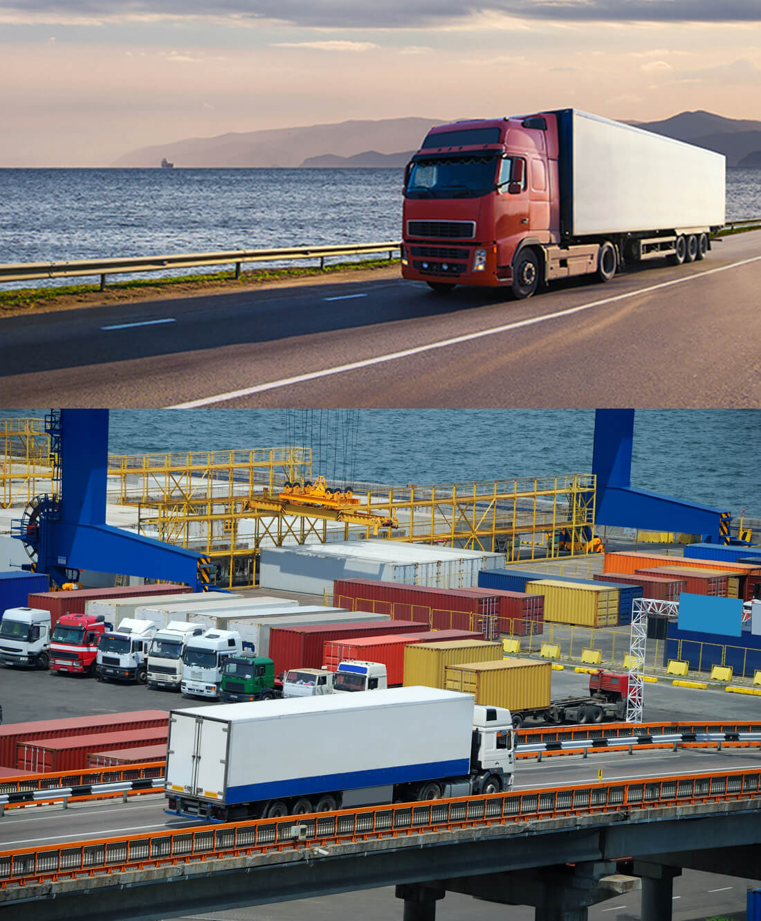 Shipping Trucks - Independent Freight