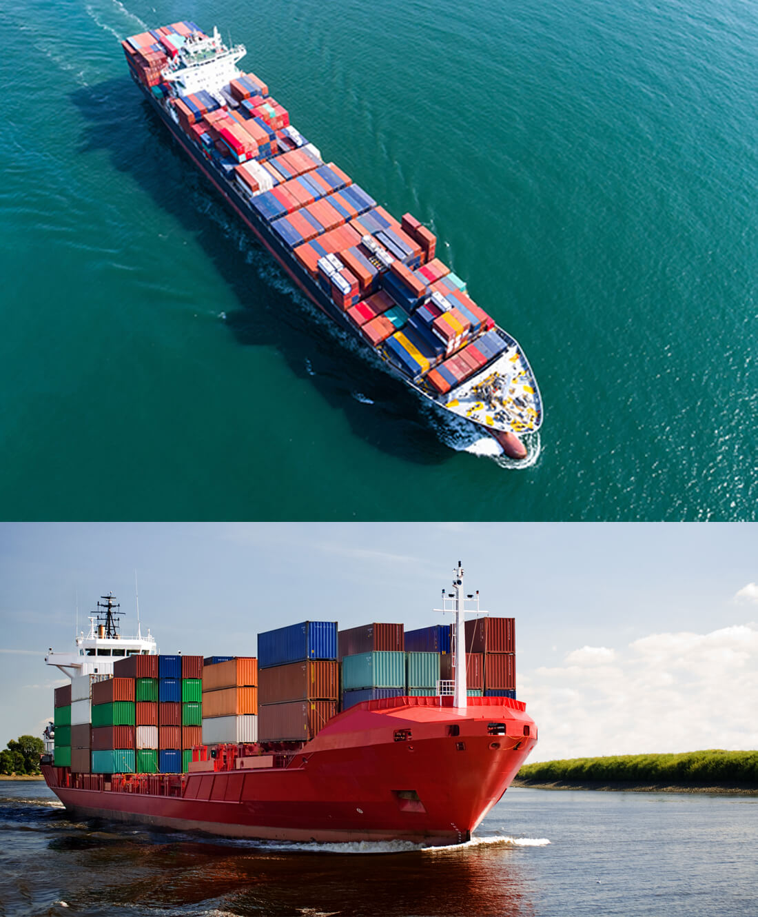 Sea Freight - Independent Freight
