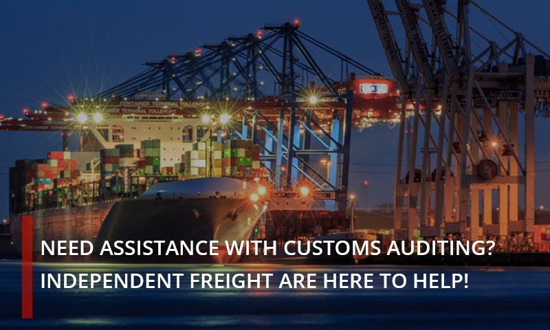 Customs Auditing