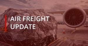 Air Freight Update